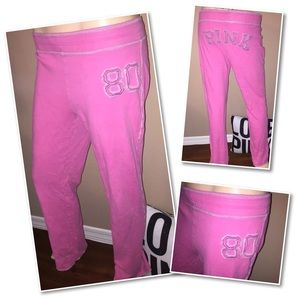 VS PINK sweatpants lounge pants LARGE